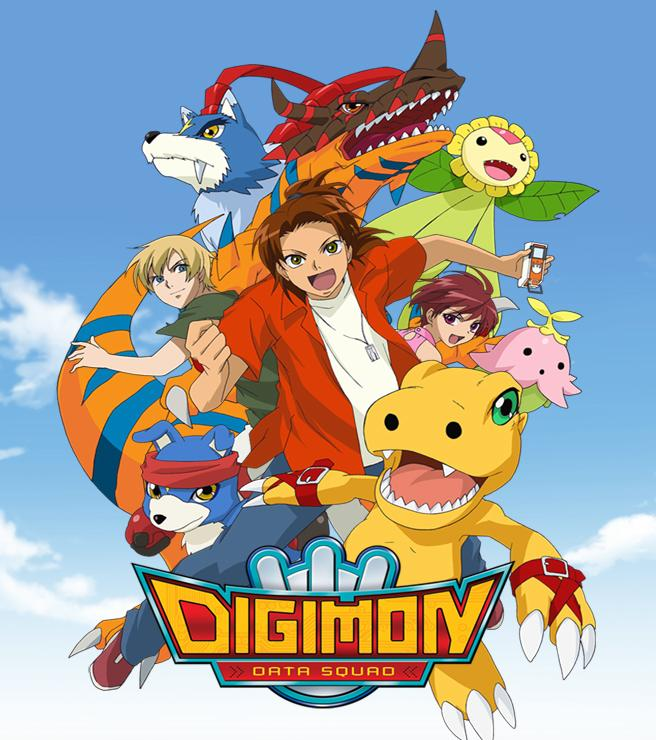 Digimon streaming megavideo