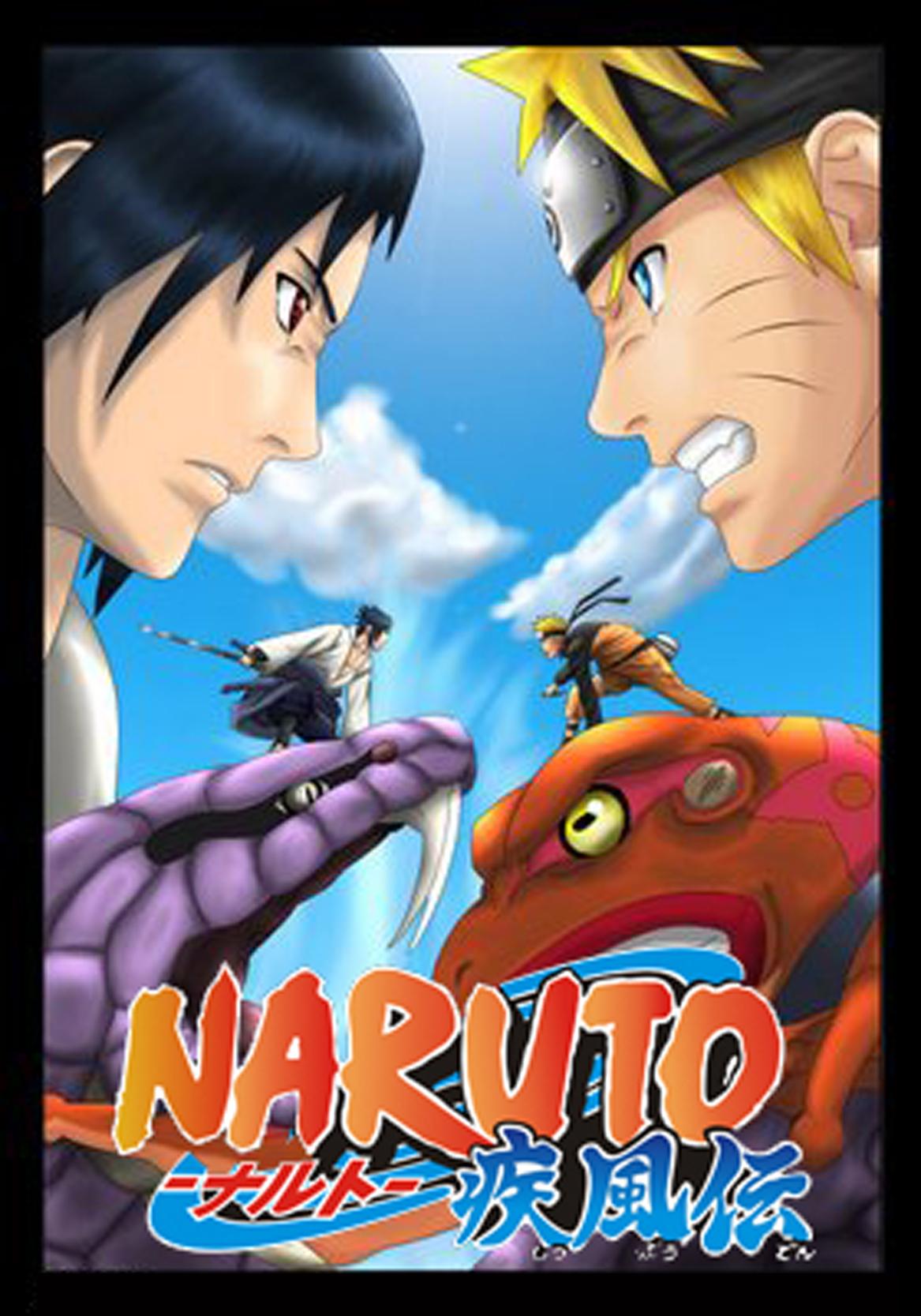 Naruto Laços